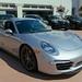 2013 Porsche 911 Carrera 4S GT Silver PDCC 7spd Beverly Hills 1441