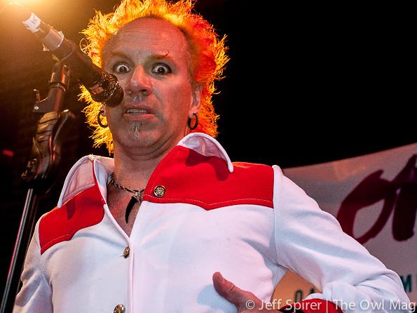 死了klown society @ Oakland音乐节9/21/13