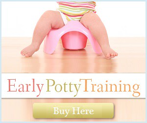 Early Potty Teaching