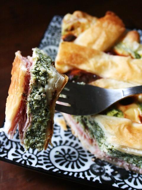 Pasta Sfoglia Bimby