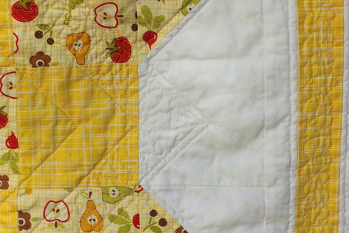 the farmers baby quilt - c