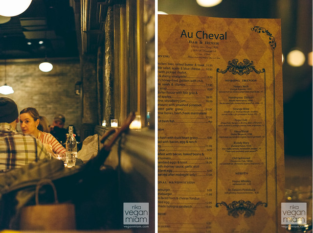 Au Cheval Bar & Diner, Chicago, IL