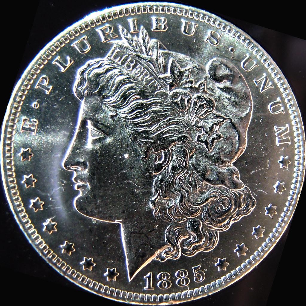 Colección de Dolares Morgan - Todas las cecas 10743139704_3a3fc83232_b
