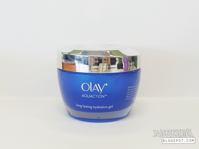 olay aquaction long lasting hydration gel (1)