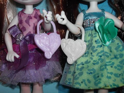 Pinkie Cooper handbags