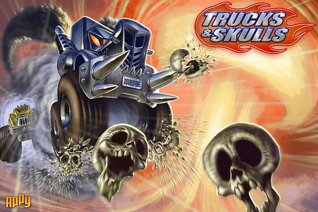 Trucks and Skulls