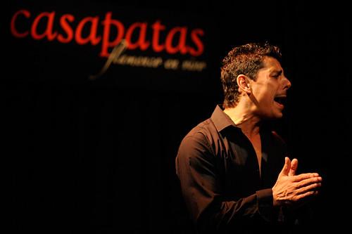 Roberto Lorente. Foto: Martín Guerrero