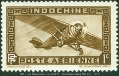 Stamps Indo-Chine