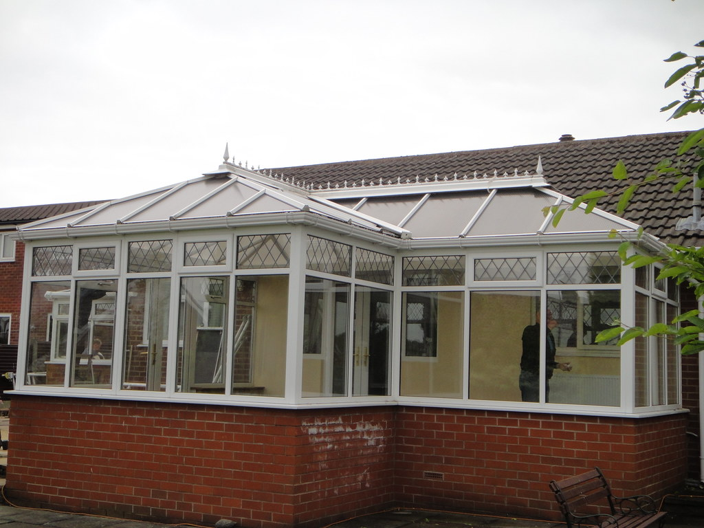 New conservatory roof admiral homespace Factors to consider before building a conservatory