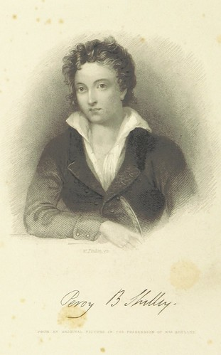 Percy Bysshe Shelley photo