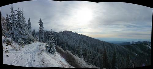 panorama silverstarhike
