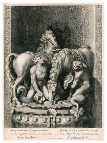 010-Description de la grotte de Versailles-1679- André Félibien- ETH-Bibliothek-e-rara