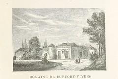 """British Library digitised image from page 345 of """"Statistique générale topographique, industrielle, historique ... et biographique du Département de la Gironde"""""""