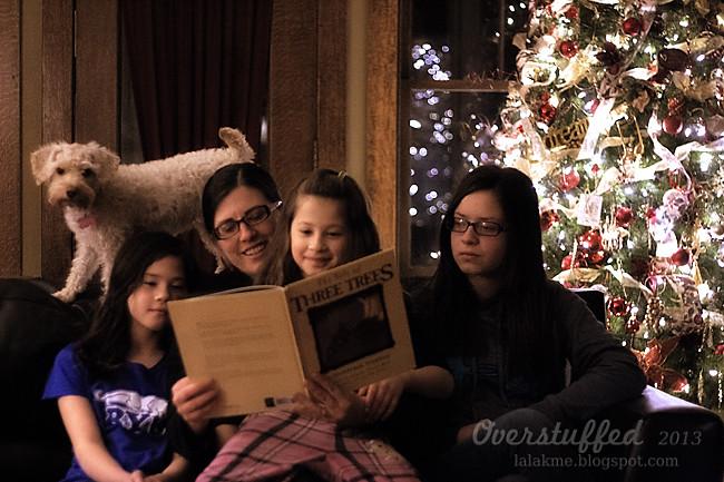 24 Christmas Books to read together this Christmas