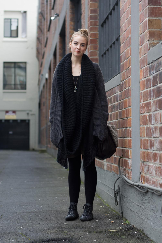 chunky knit scarf_14