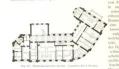 """British Library digitised image from page 542 of """"Strassburg und seine Bauten. Herausgegeben vom Architekten- und Ingenieur-Verein für Elsass-Lothringen. Mit 655 Abbildungen in Text, etc"""""""