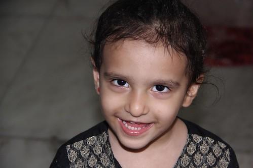 Zinnia Fatima My Third Grand Child by firoze shakir photographerno1