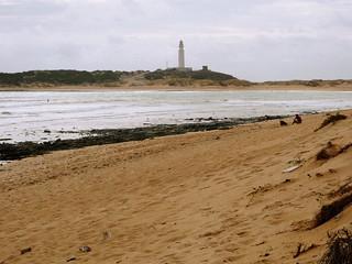 Leuchtturm Faro de Trafalgar