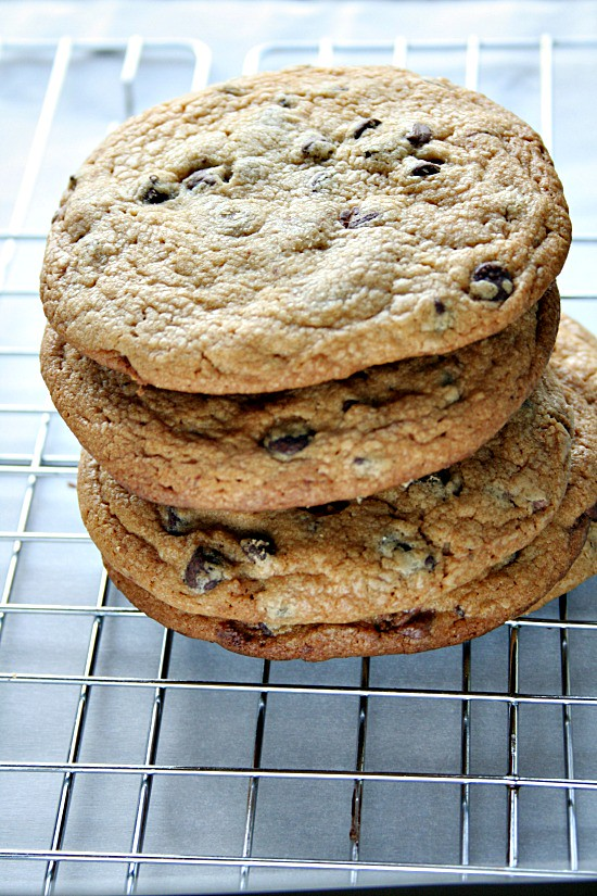 Chocolate Chip Peanut Butter Cup Cookies