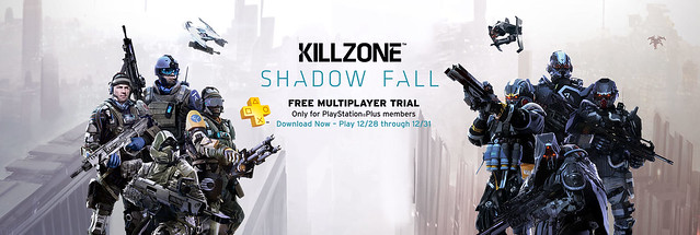 Killzone Shadow Fall Free Multiplayer Weekend