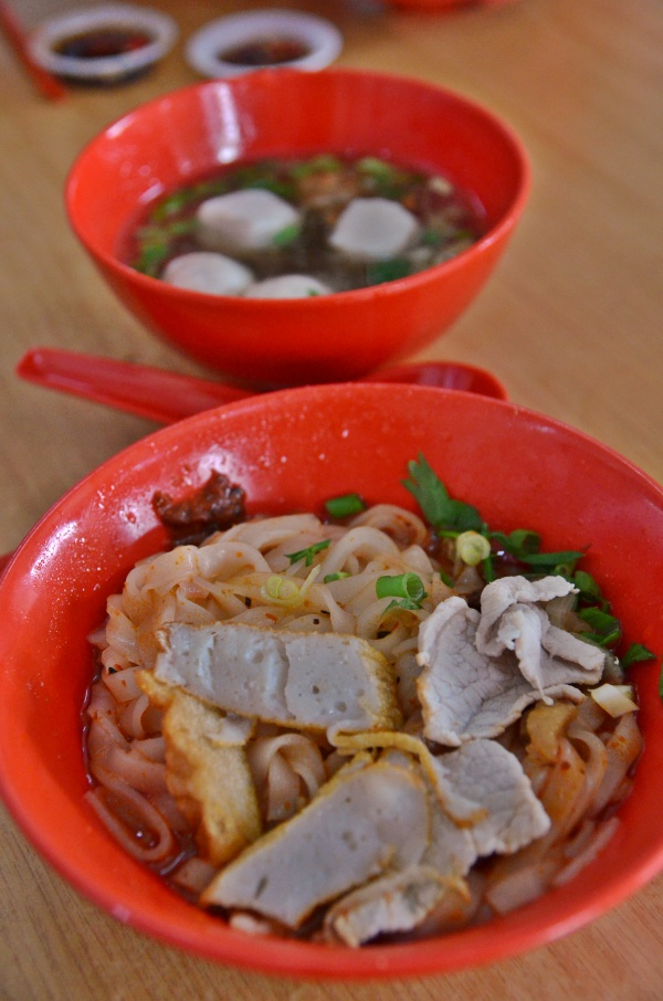 Lai Kee Fish Ball Noodles