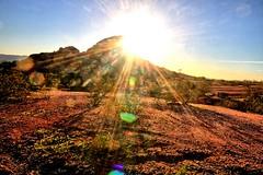 Sun's last hurrah