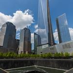 9/11 Memorial and WTC