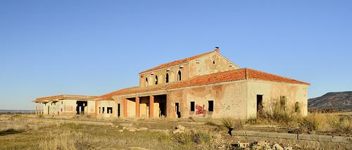 Estacion de Villapalacios