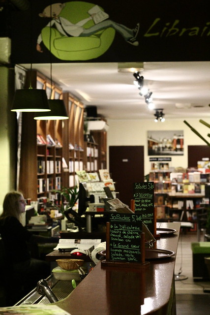 La Taverne du Livre, Nancy