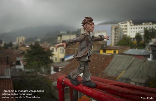 Homenaje a Jorge Olave by alter eddie