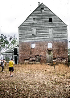 Rice Mill Ruins Composite