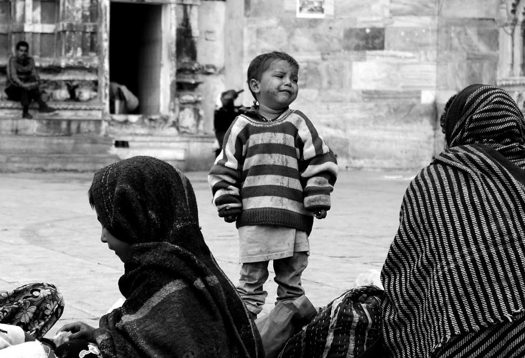 Street kid - Udaipur