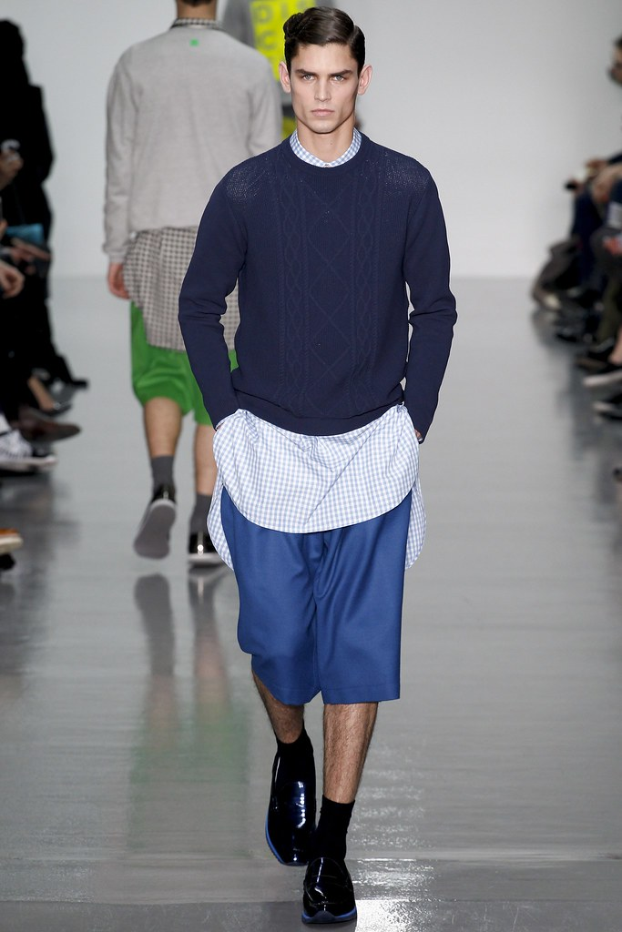 FW14 London Richard Nicoll009_Arthur Gosse(VOGUE)