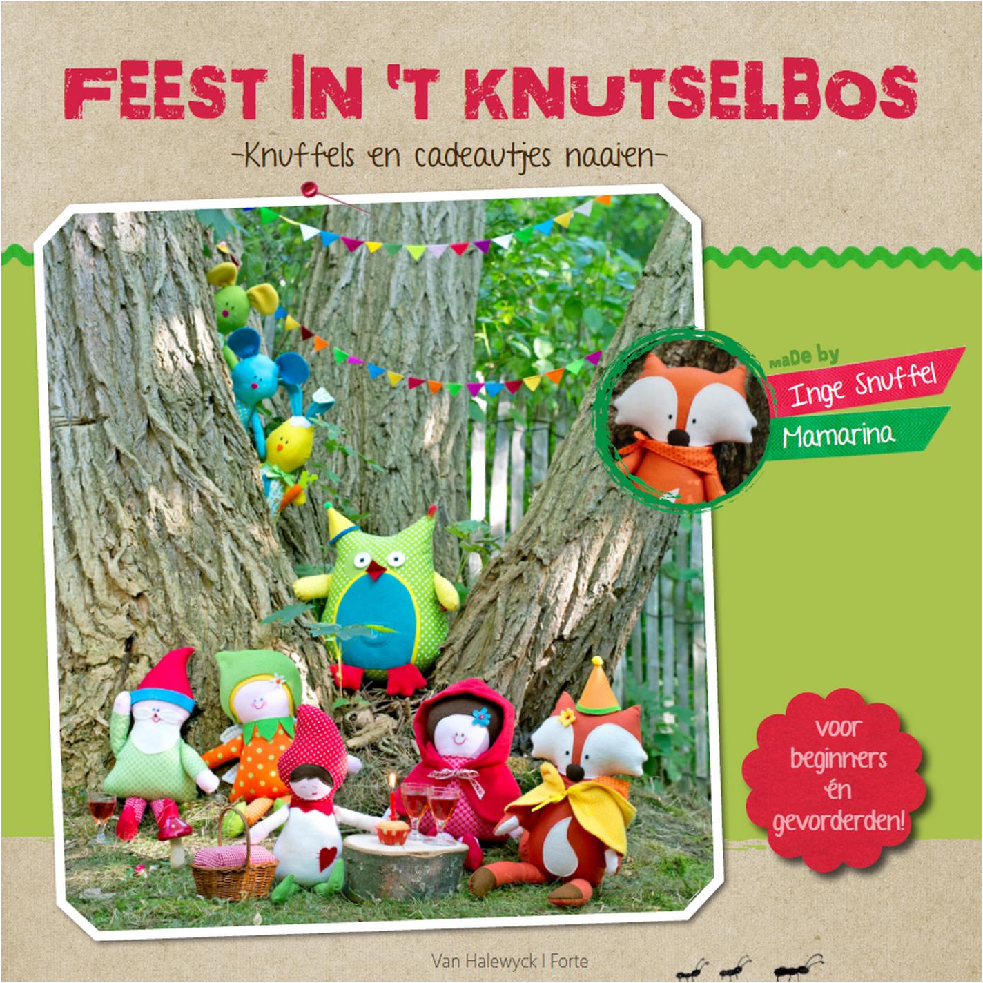 Feest in't knutselbos