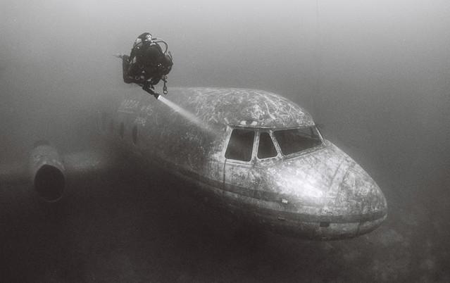 Capernwray Plane 2 Nick Blake
