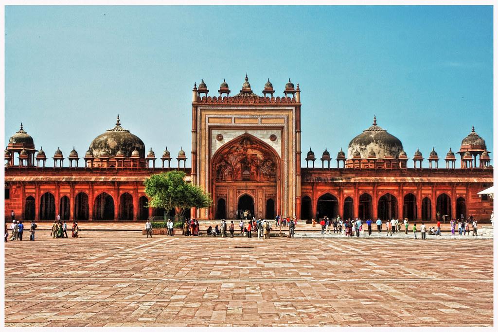 Fatehpur Sikri IND - Jama Masjid