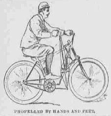 Hand & Feet Driven Bike