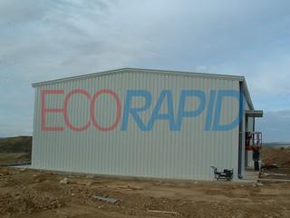 Hangar Modular ECORAPID