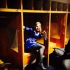 In the MN twins locker room by jessie_higgins