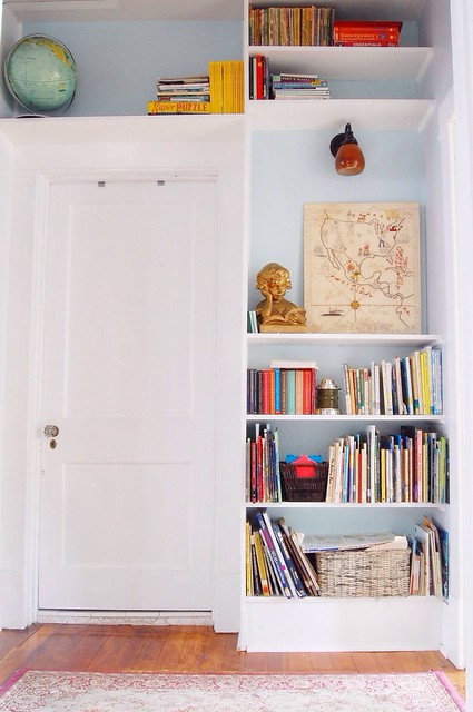 Thrifty Home Tour | Hallway
