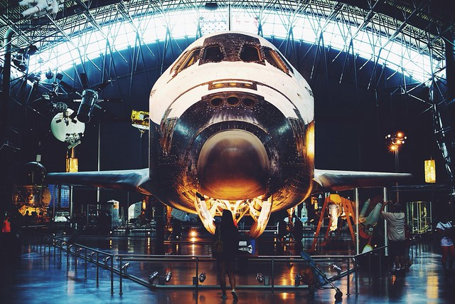 Space Shuttle Display