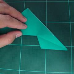 การพับกระดาษเป็นรูปเรือมังกร (Origami Dragon Boat) 017