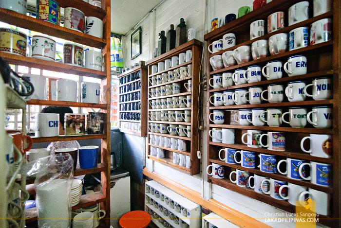 Personalized Mugs at Madge Café in Iloilo City