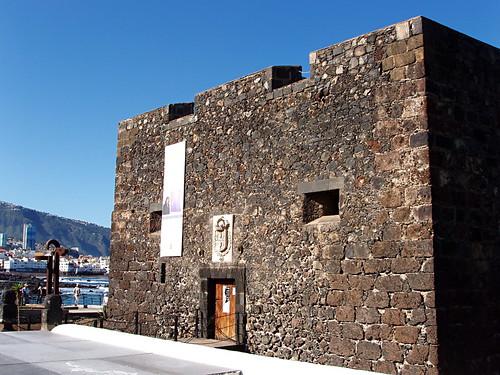 Castillo San Felipe, Puerto de la Cruz