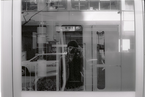 "Self-Portrait with Leica M6 ""Ueno Tokyo"" by 濱田 晃弘 (Akihiro Hamada)"