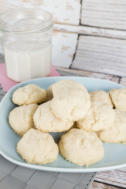 Sugar Puff Cookies