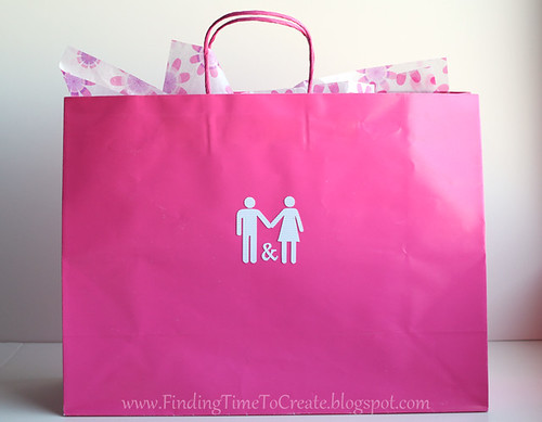 gift bag bridal shower