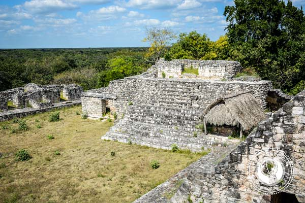 4 Must-See Mayan Ruins in the Yucatan Peninsula  - Ek Balam Mayan Ruins