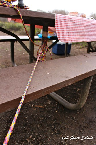 Picnic Table Knot
