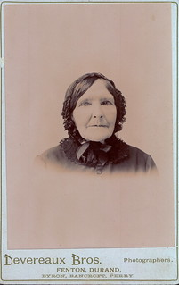 Yet a Great Beauty, Albumen Cabinet Card, Circa 1875
